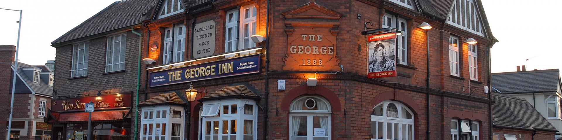 George Inn, Walton-on-Thames
